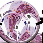 ludzie z lokatą w euro